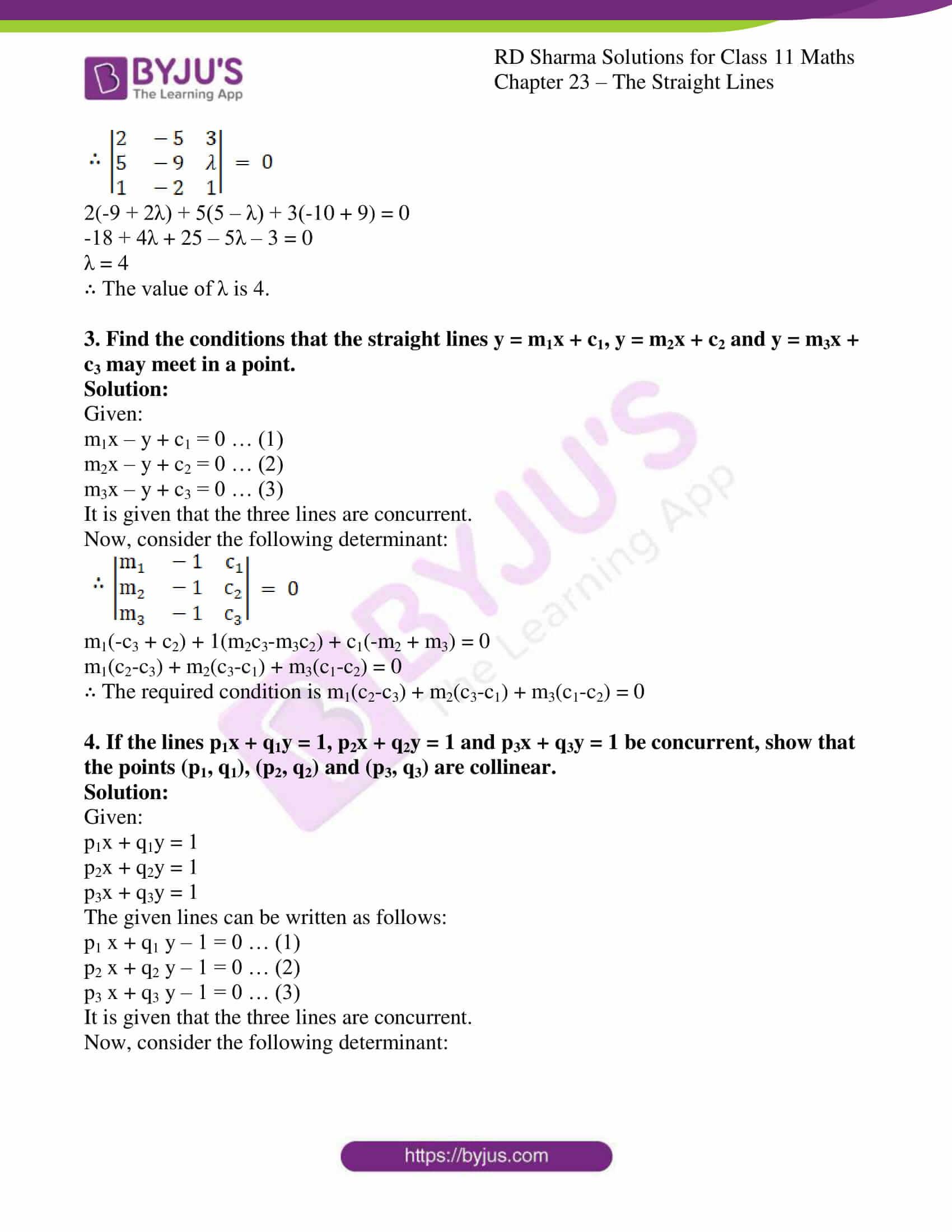 rd sharma class 11 maths chapter 23 ex 11 2