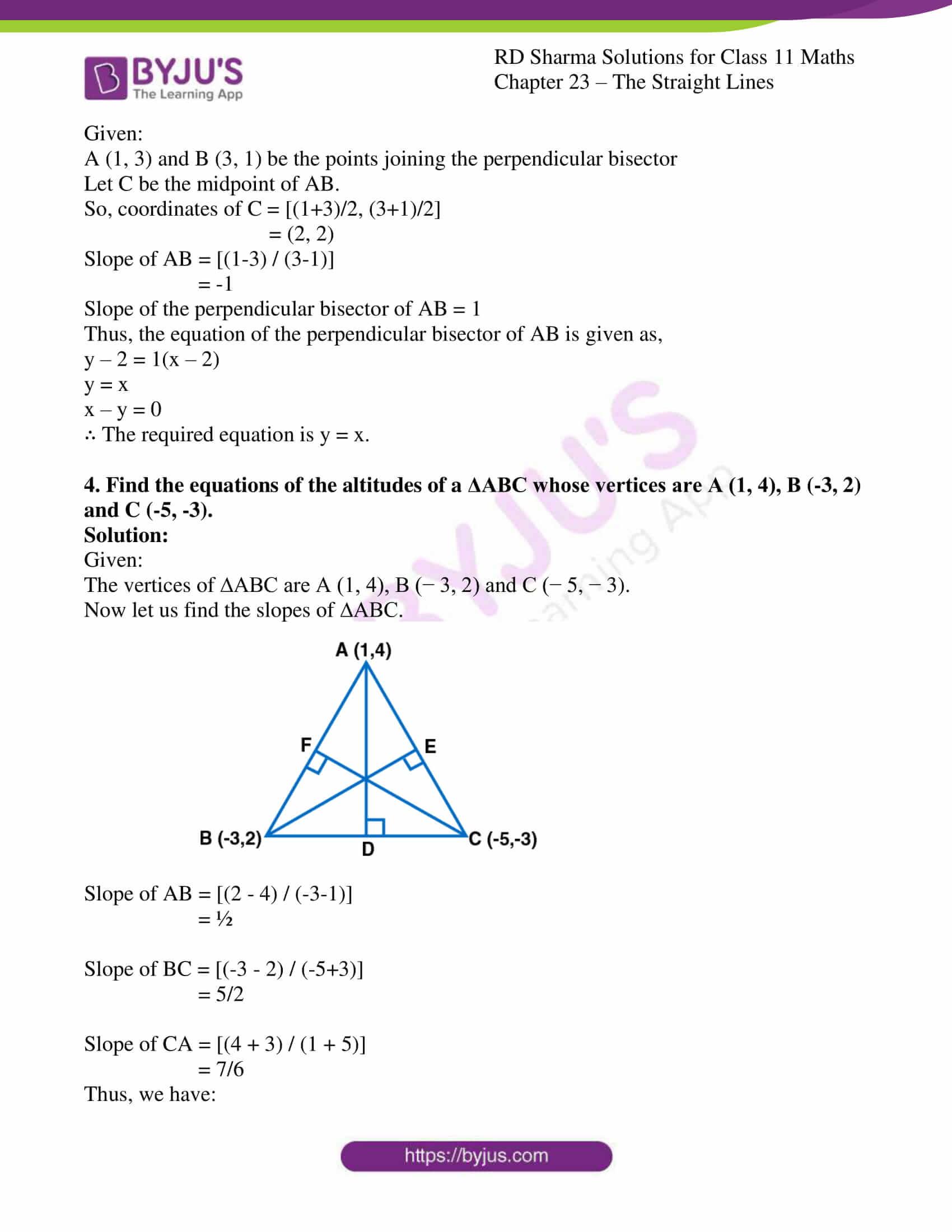 rd sharma class 11 maths chapter 23 ex 12 2