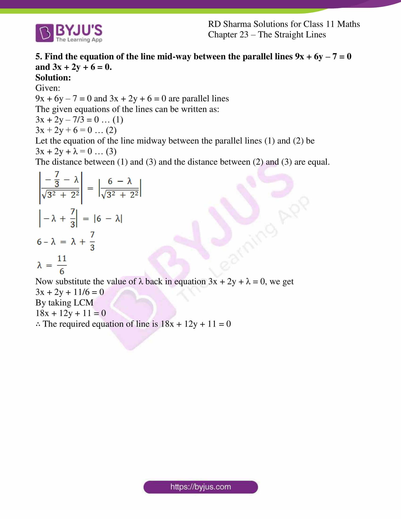 rd sharma class 11 maths chapter 23 ex 16 3