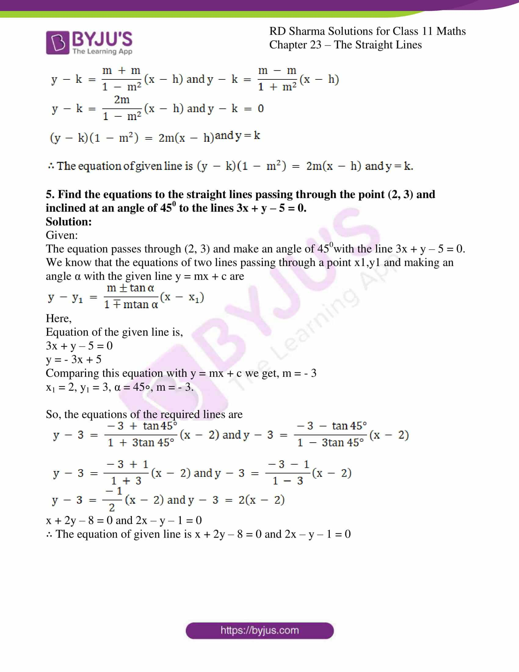 rd sharma class 11 maths chapter 23 ex 18 4