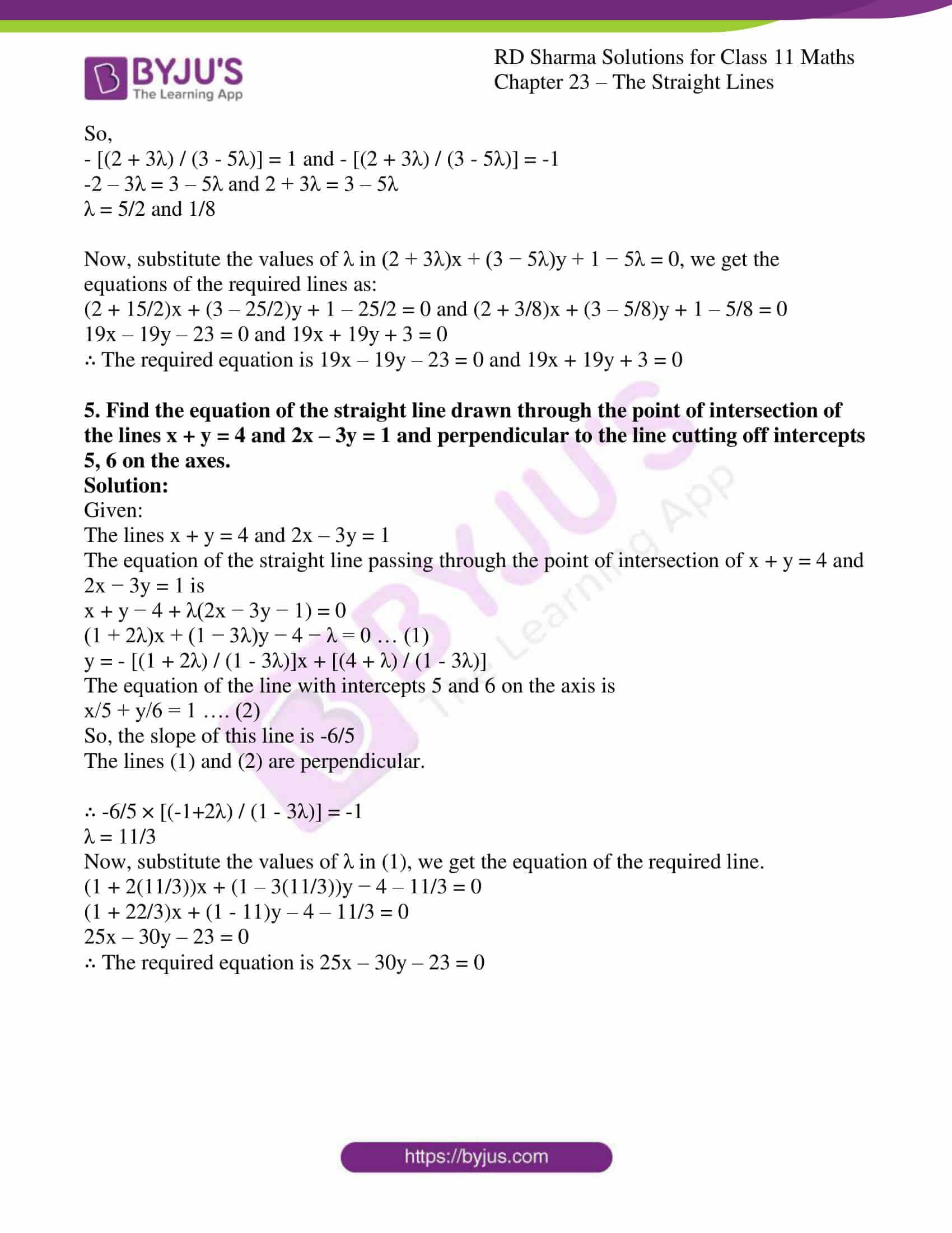 rd sharma class 11 maths chapter 23 ex 19 3