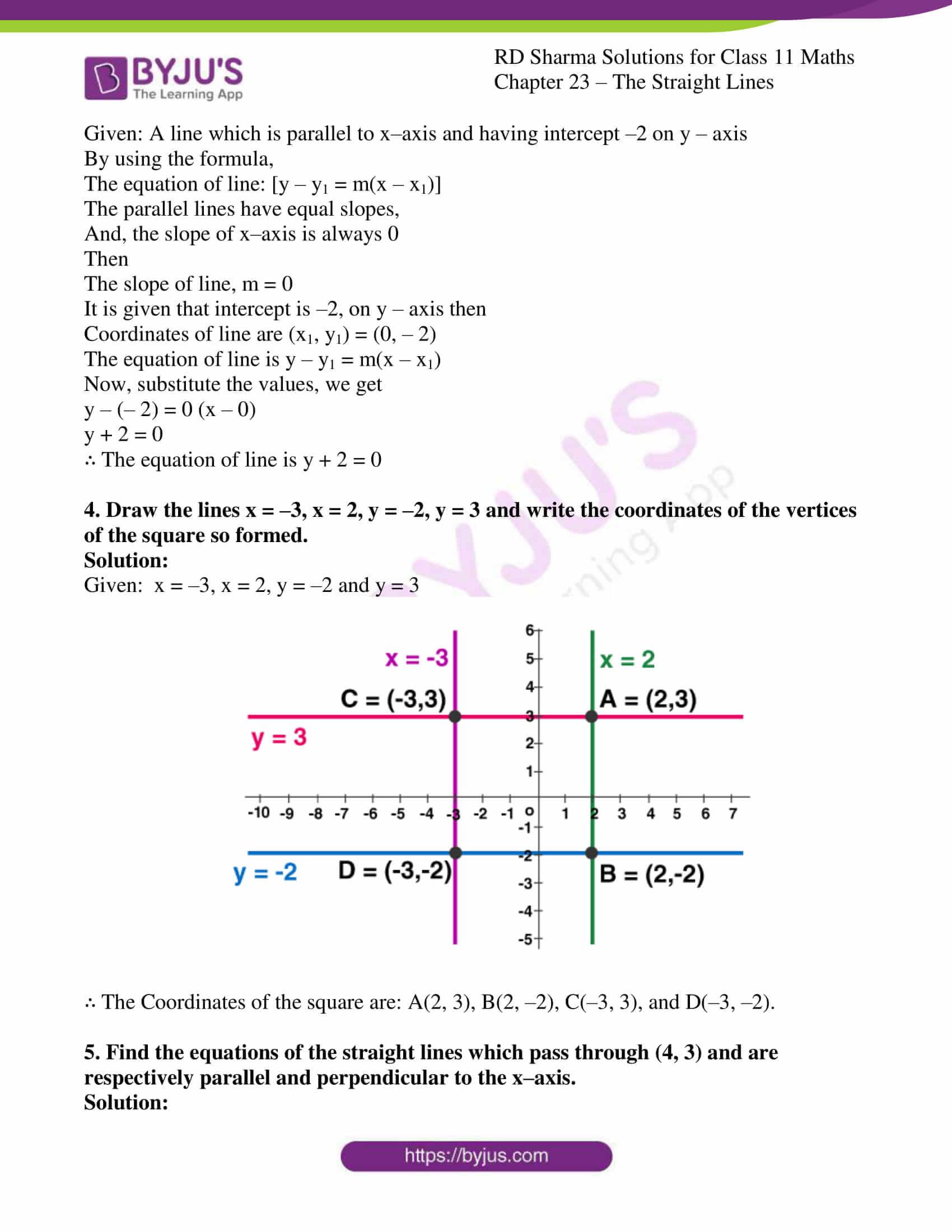 rd sharma class 11 maths chapter 23 ex 2 2