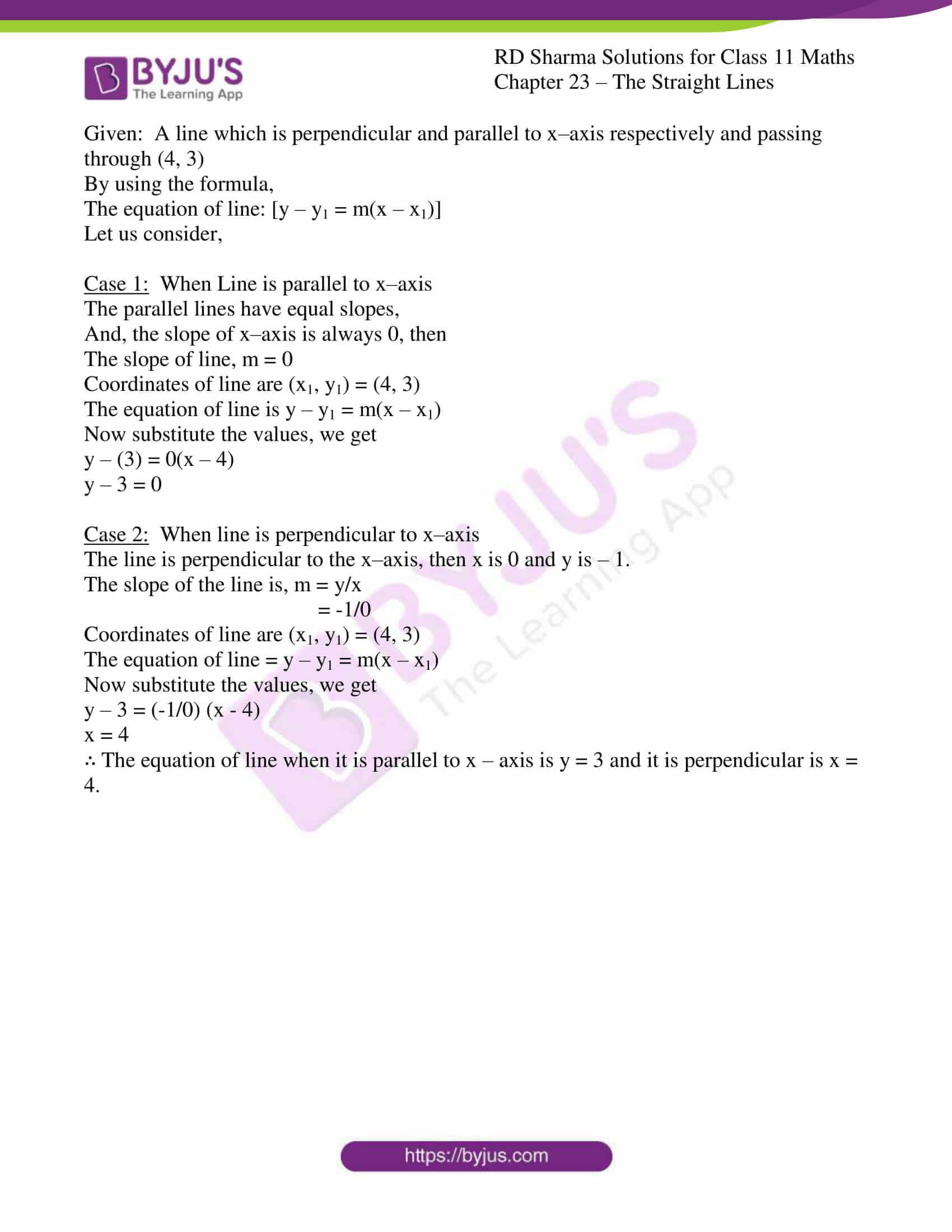 rd sharma class 11 maths chapter 23 ex 2 3