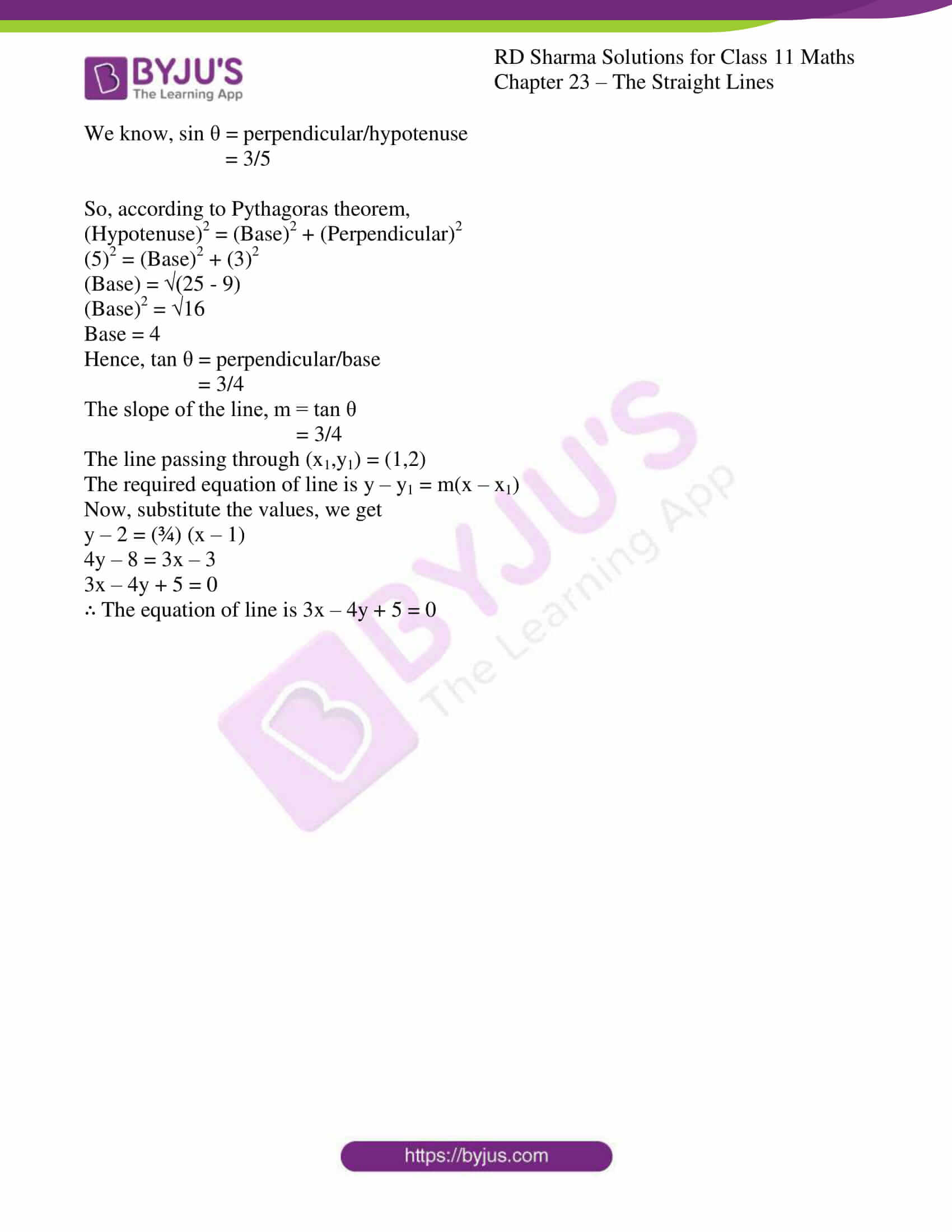rd sharma class 11 maths chapter 23 ex 4 3