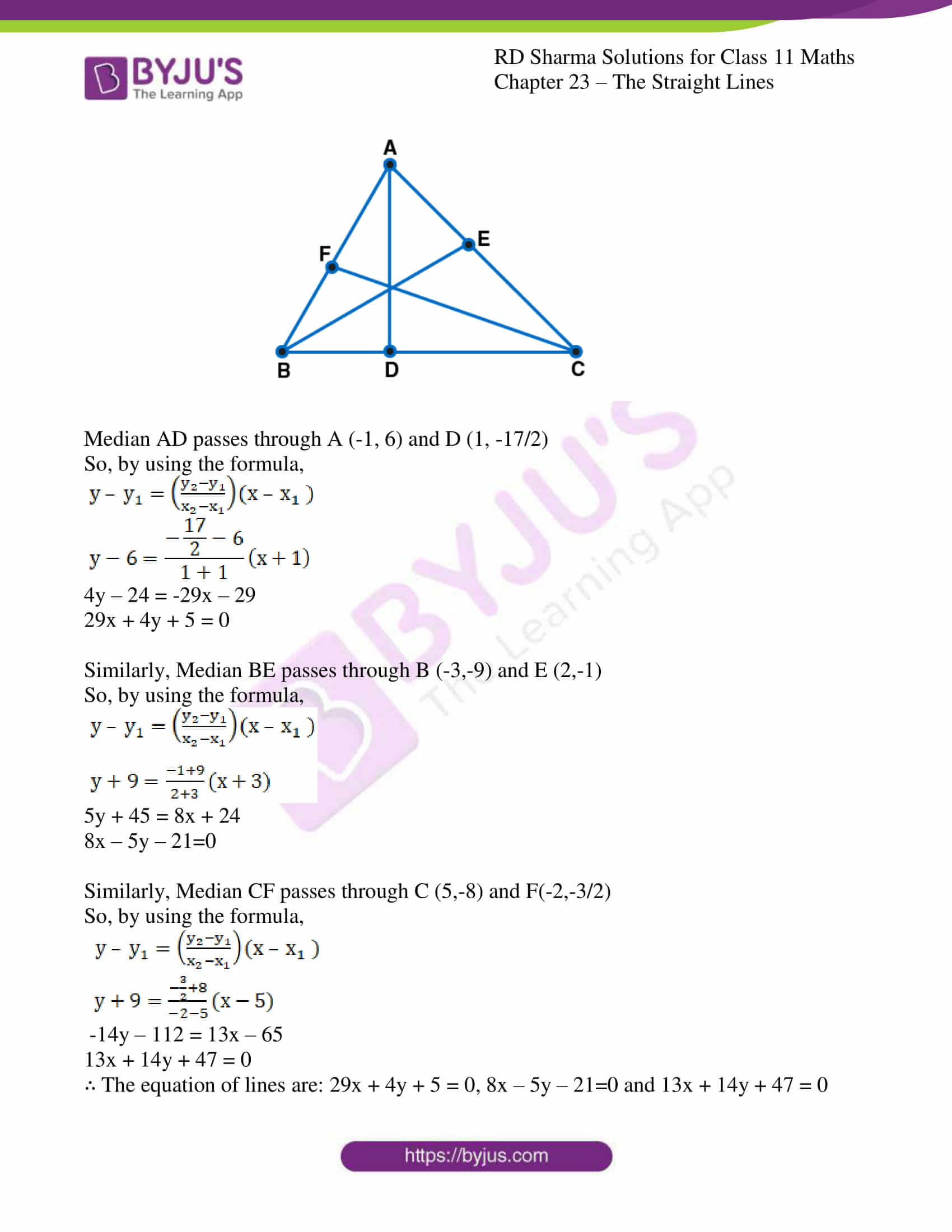 rd sharma class 11 maths chapter 23 ex 5 4
