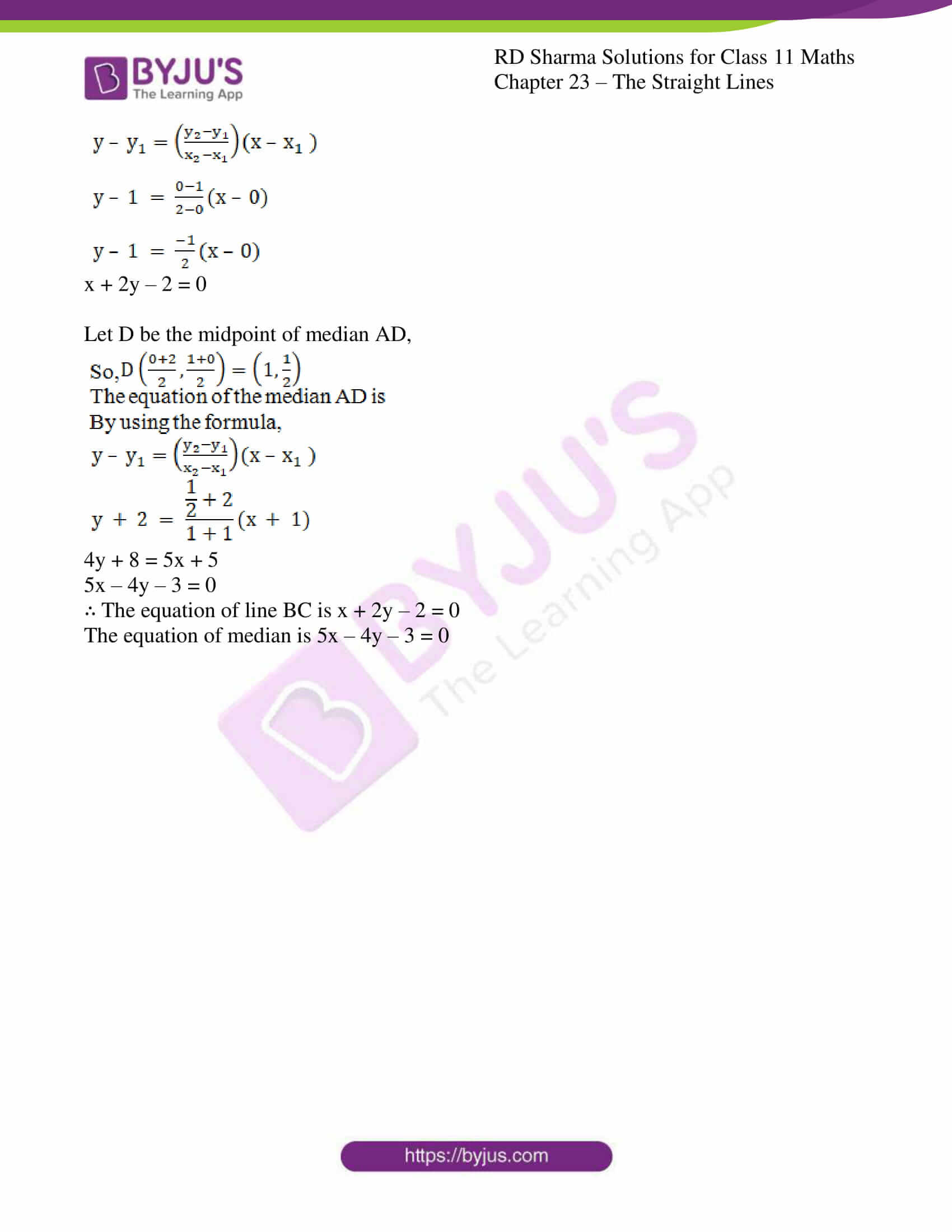 rd sharma class 11 maths chapter 23 ex 5 6