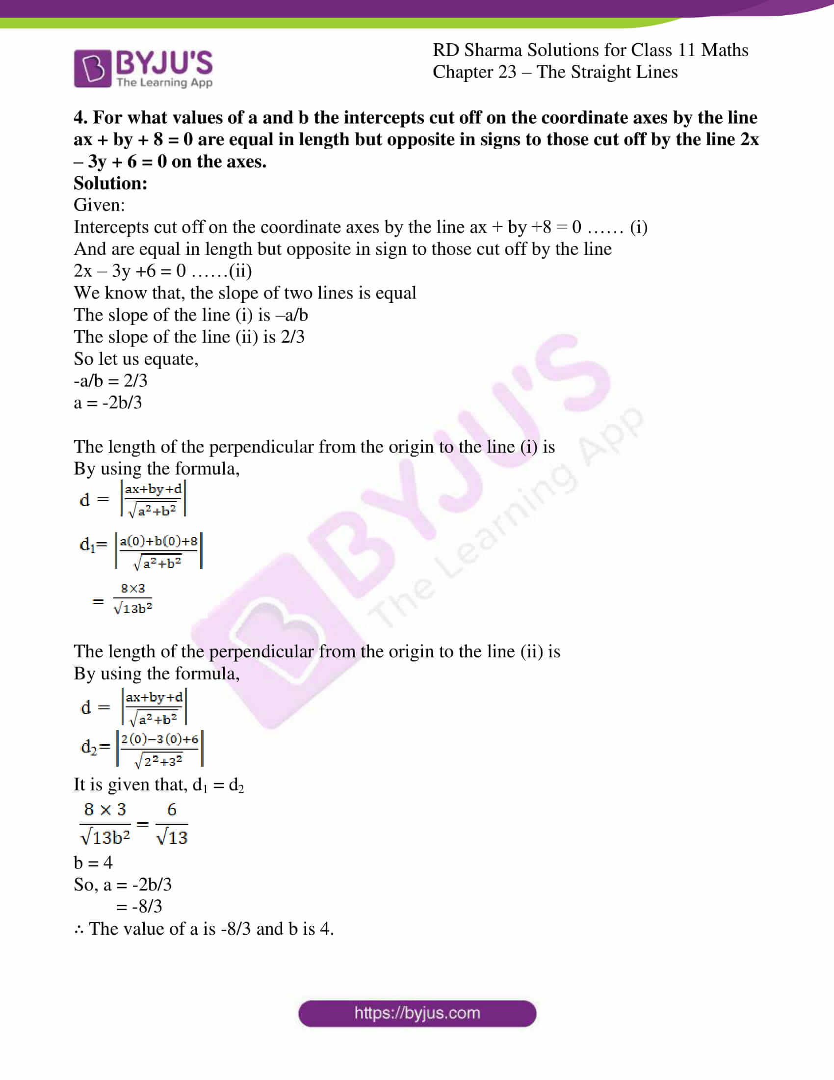 rd sharma class 11 maths chapter 23 ex 6 3