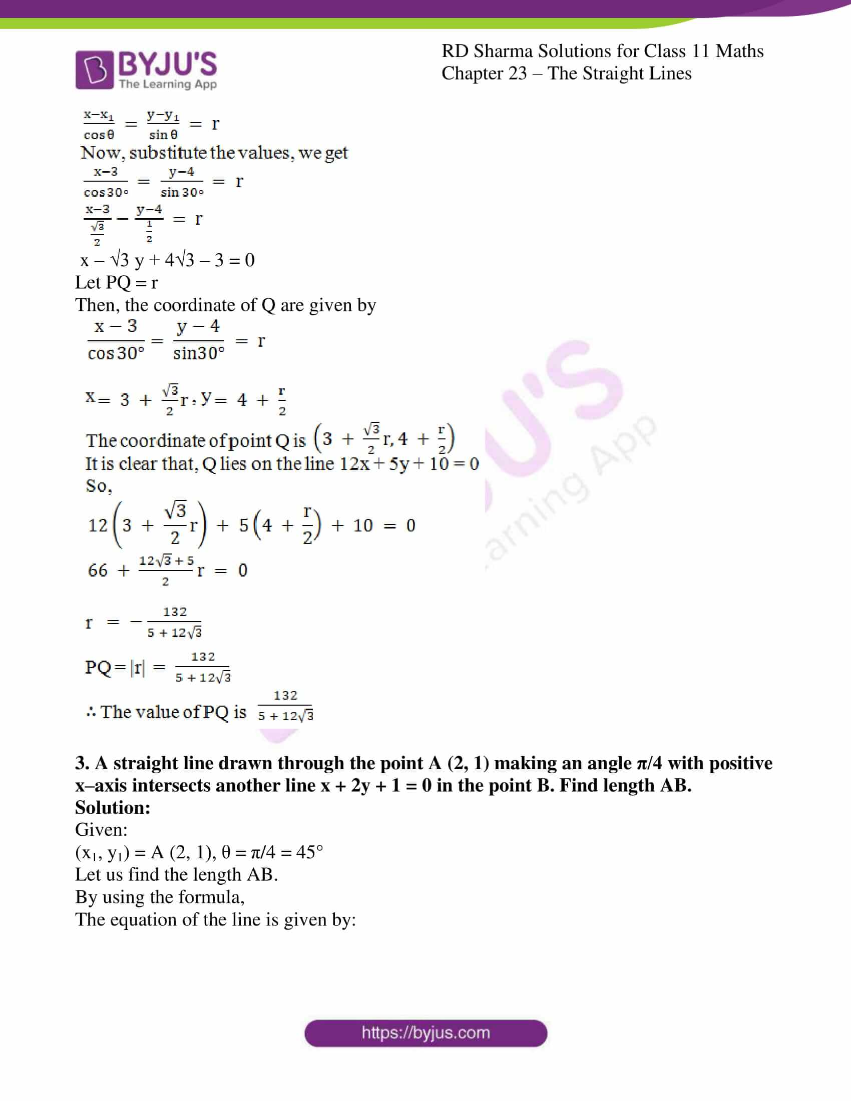 rd sharma class 11 maths chapter 23 ex 8 2