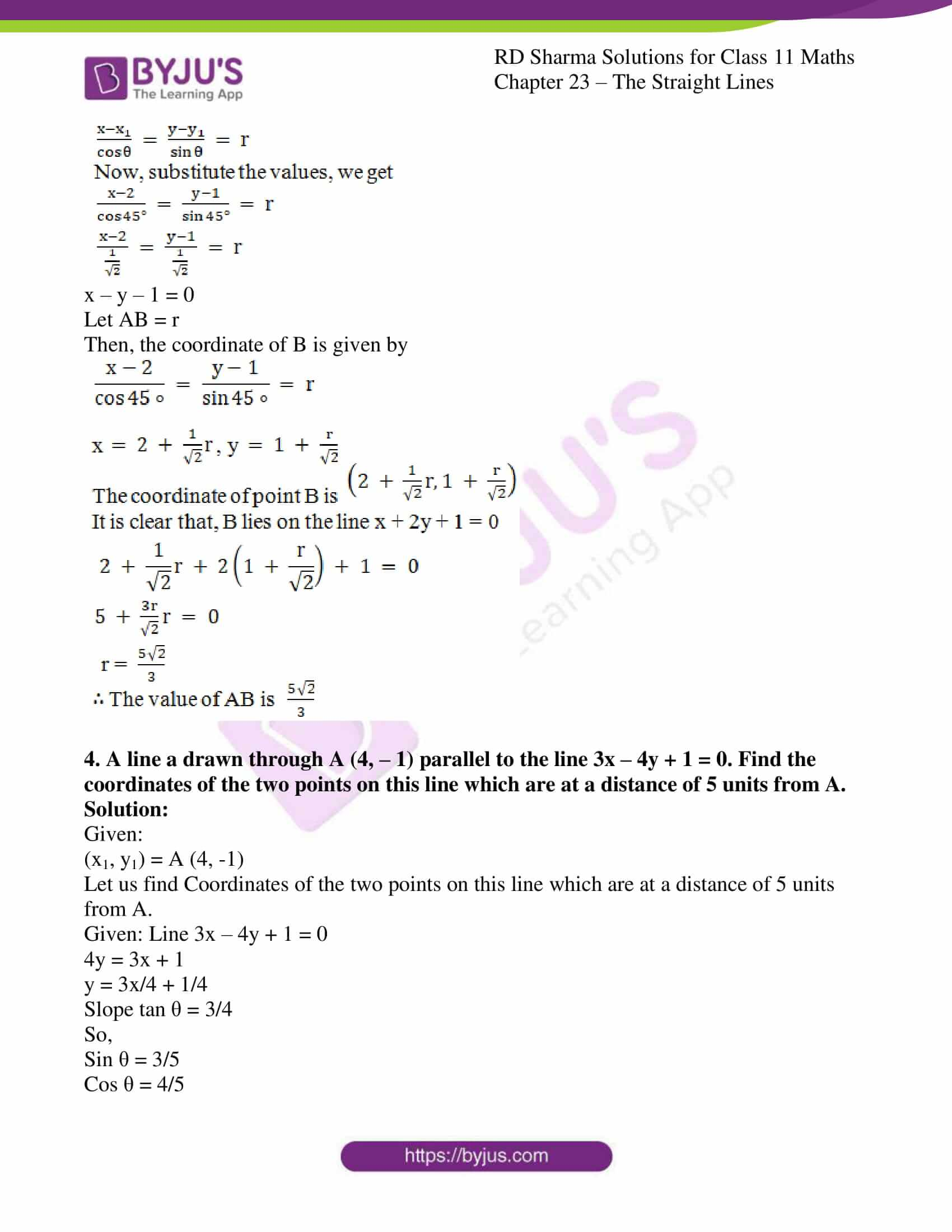 rd sharma class 11 maths chapter 23 ex 8 3