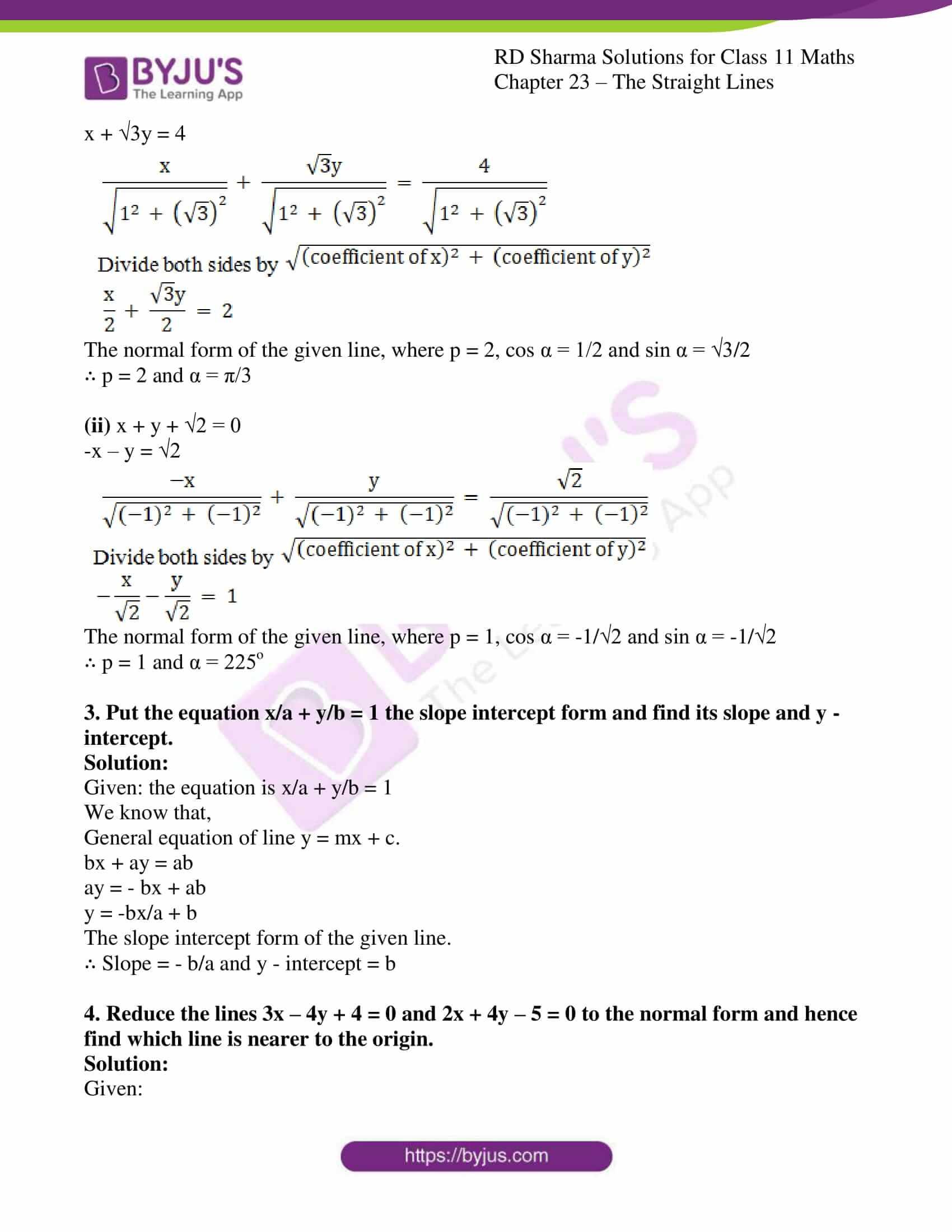 rd sharma class 11 maths chapter 23 ex 9 2
