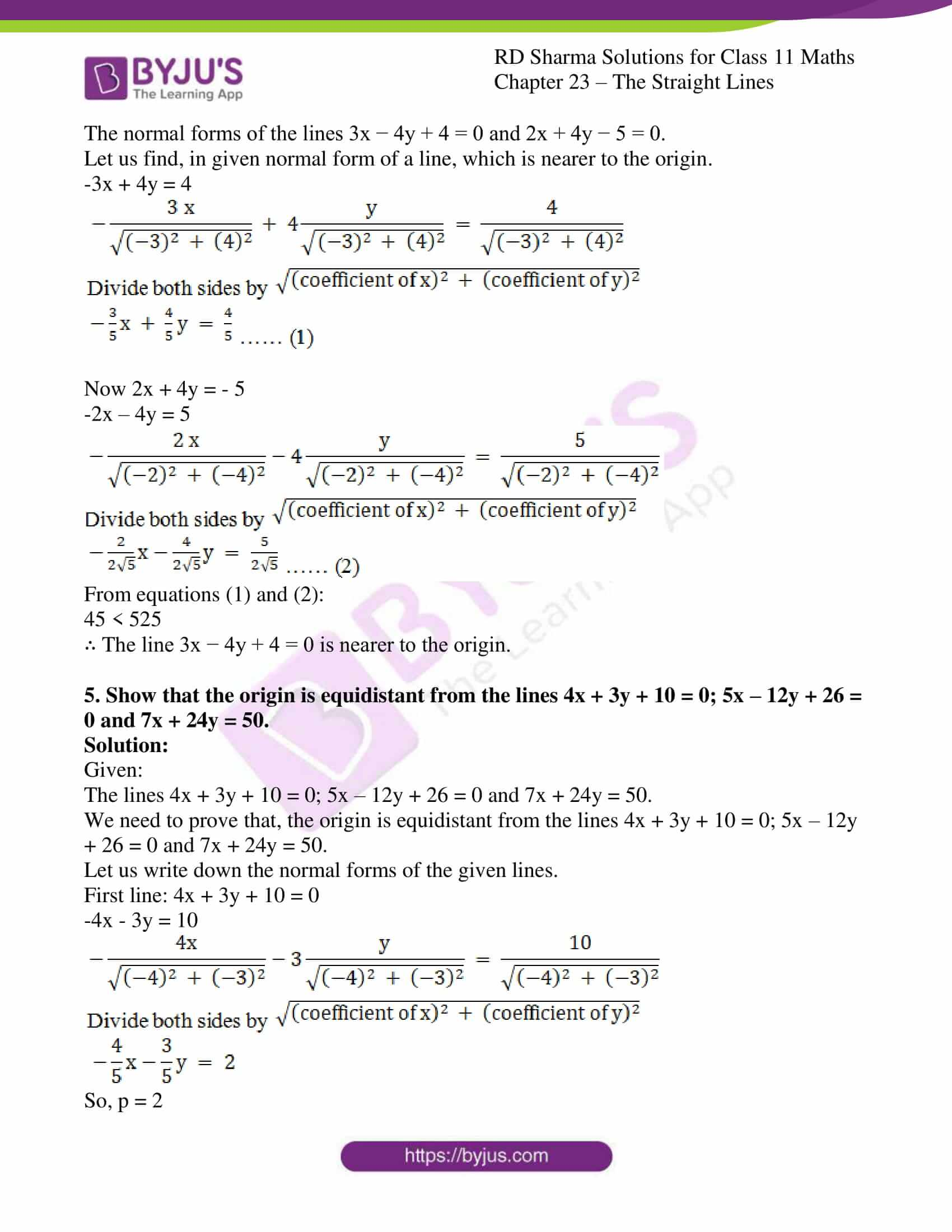 rd sharma class 11 maths chapter 23 ex 9 3
