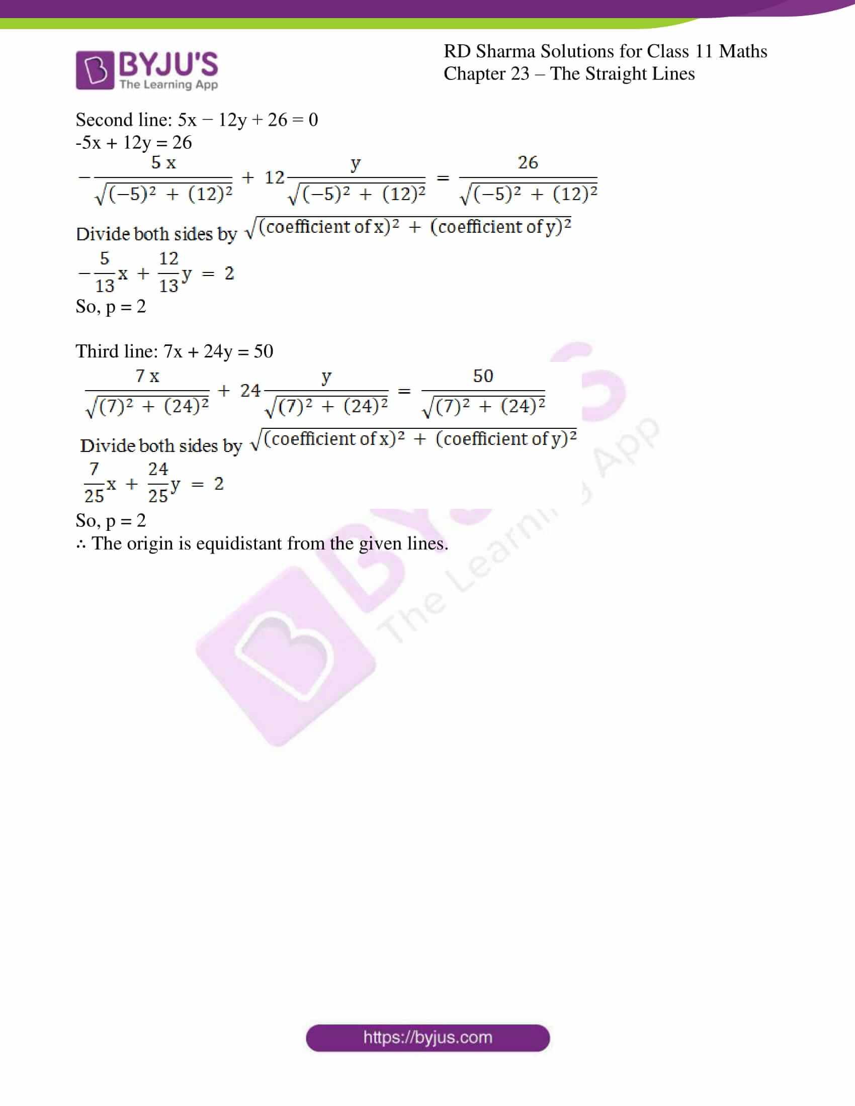 rd sharma class 11 maths chapter 23 ex 9 4