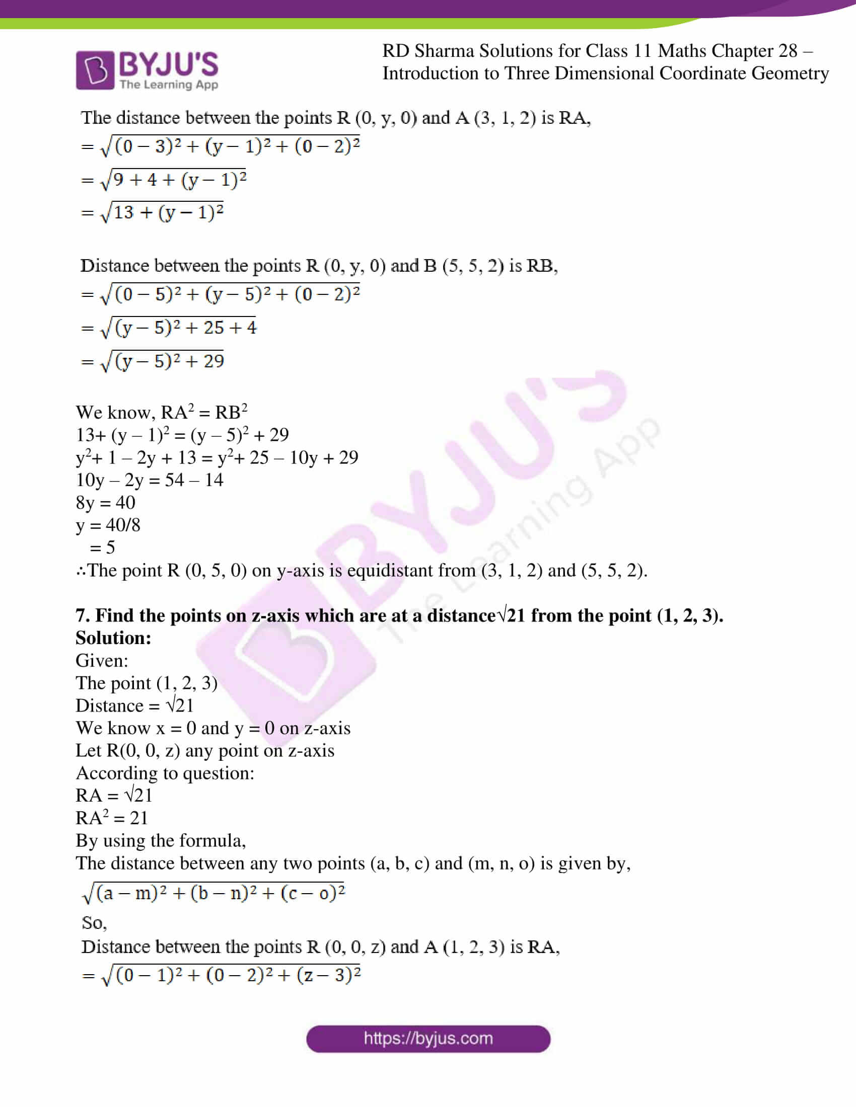 rd sharma class 11 maths chapter 28 ex 2 12