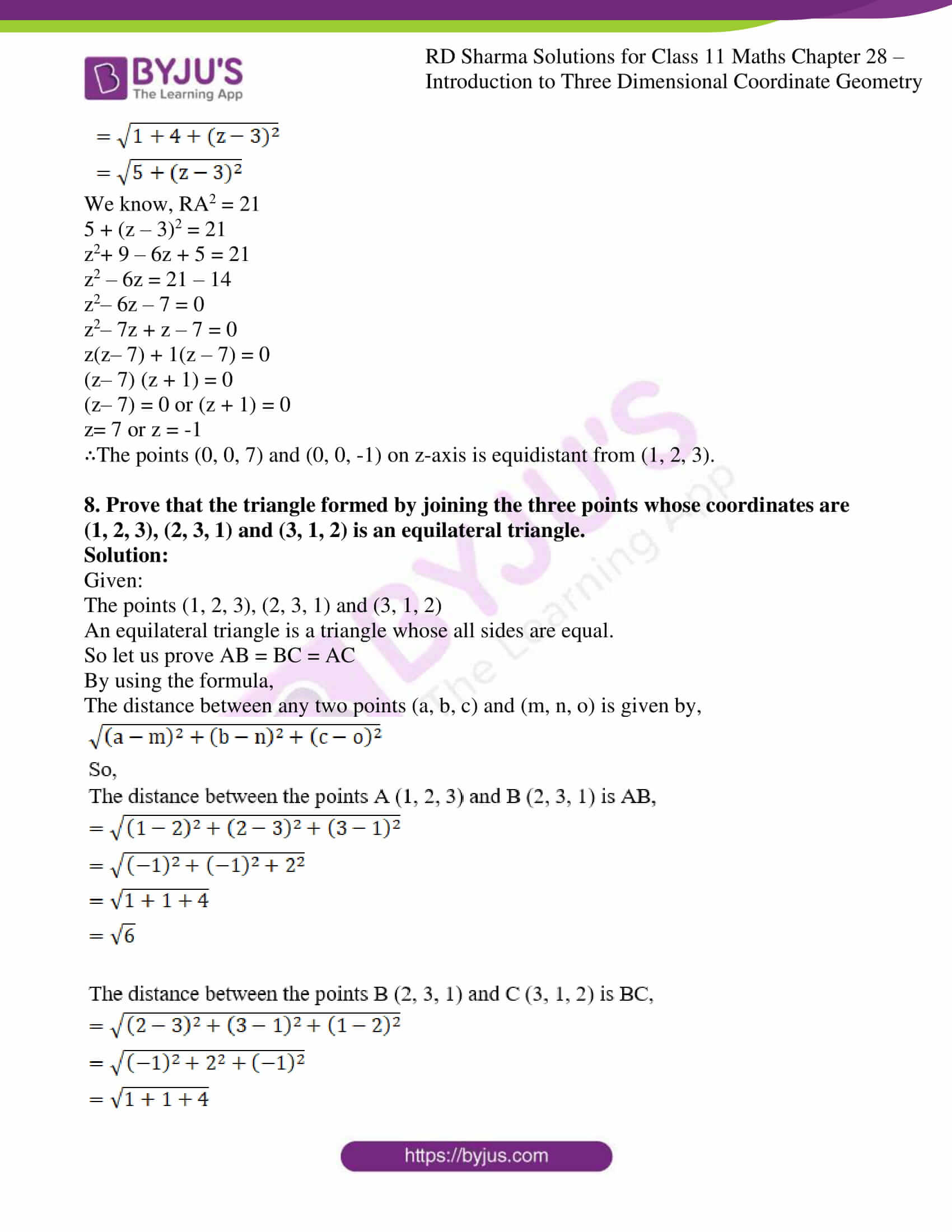rd sharma class 11 maths chapter 28 ex 2 13
