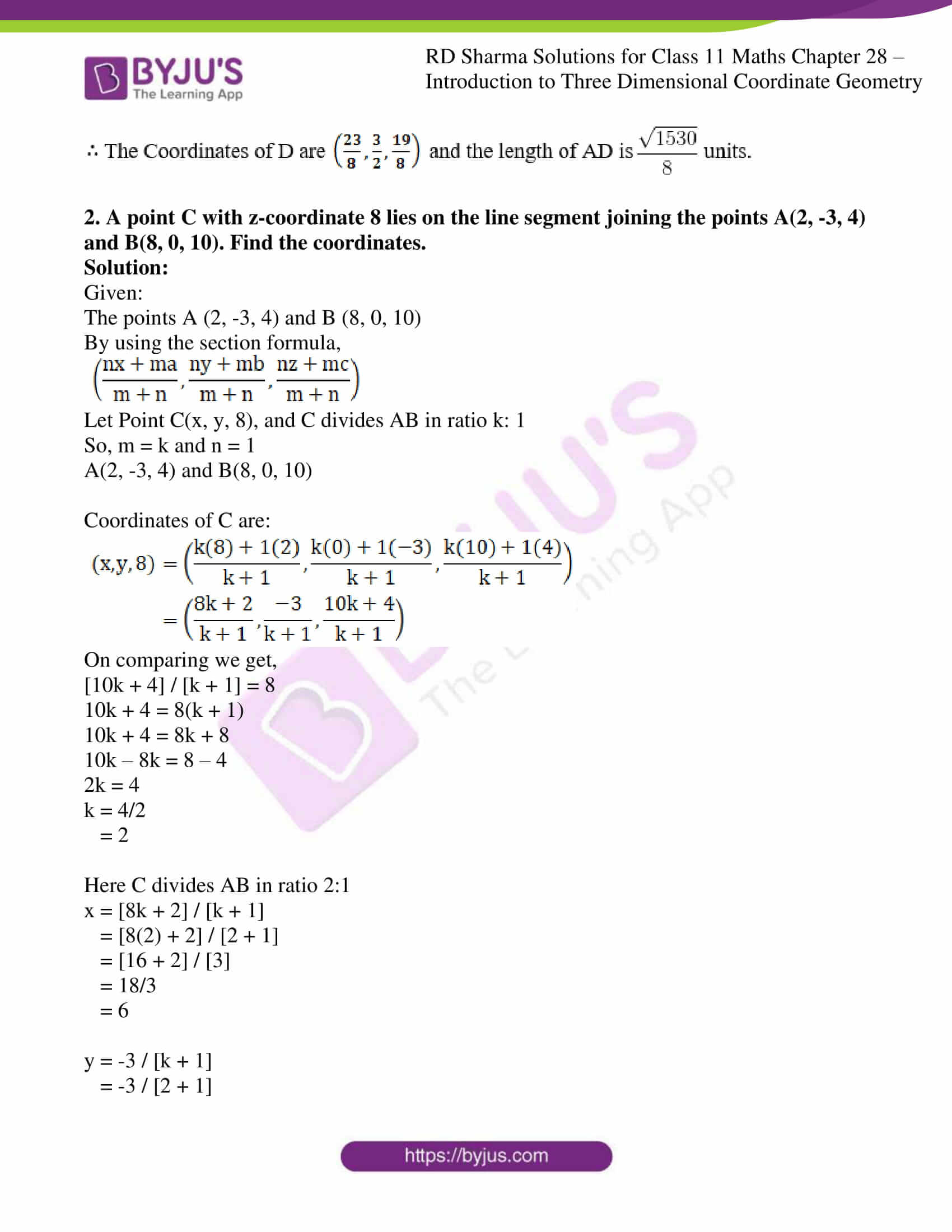 rd sharma class 11 maths chapter 28 ex 3 03