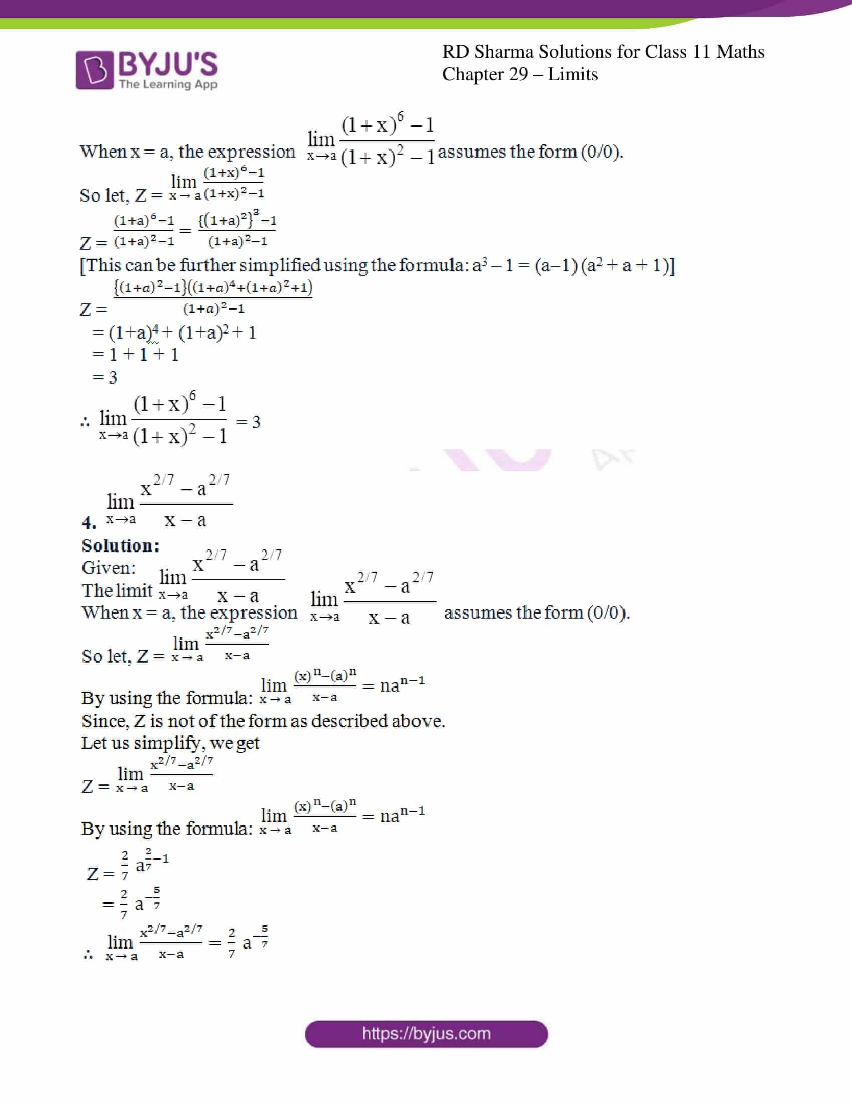 rd sharma class 11 maths chapter 29 ex 5 3