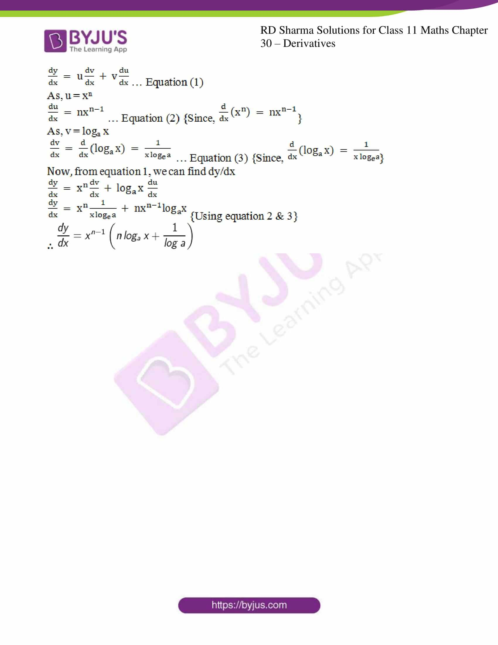 rd sharma class 11 maths chapter 30 ex 4 4