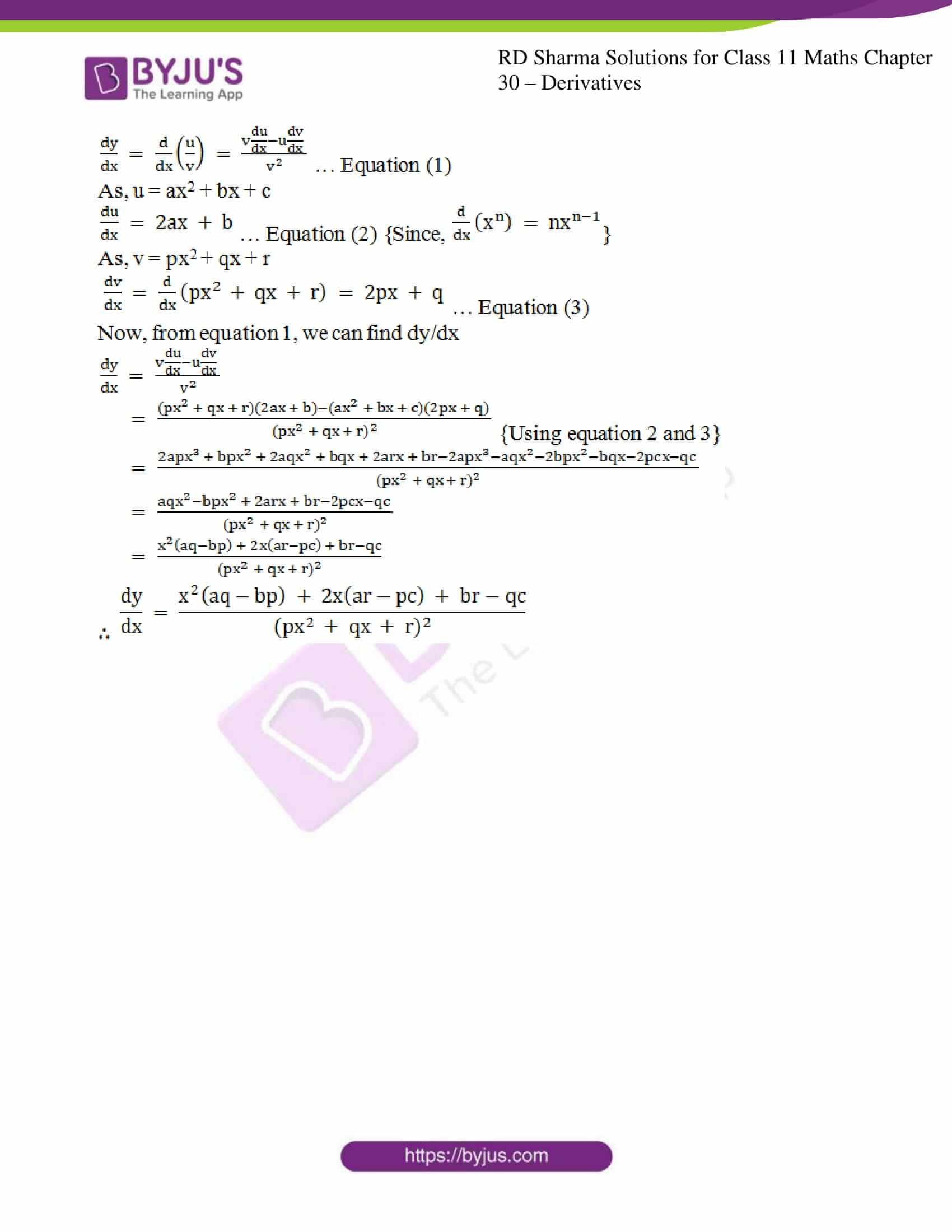 rd sharma class 11 maths chapter 30 ex 5 5