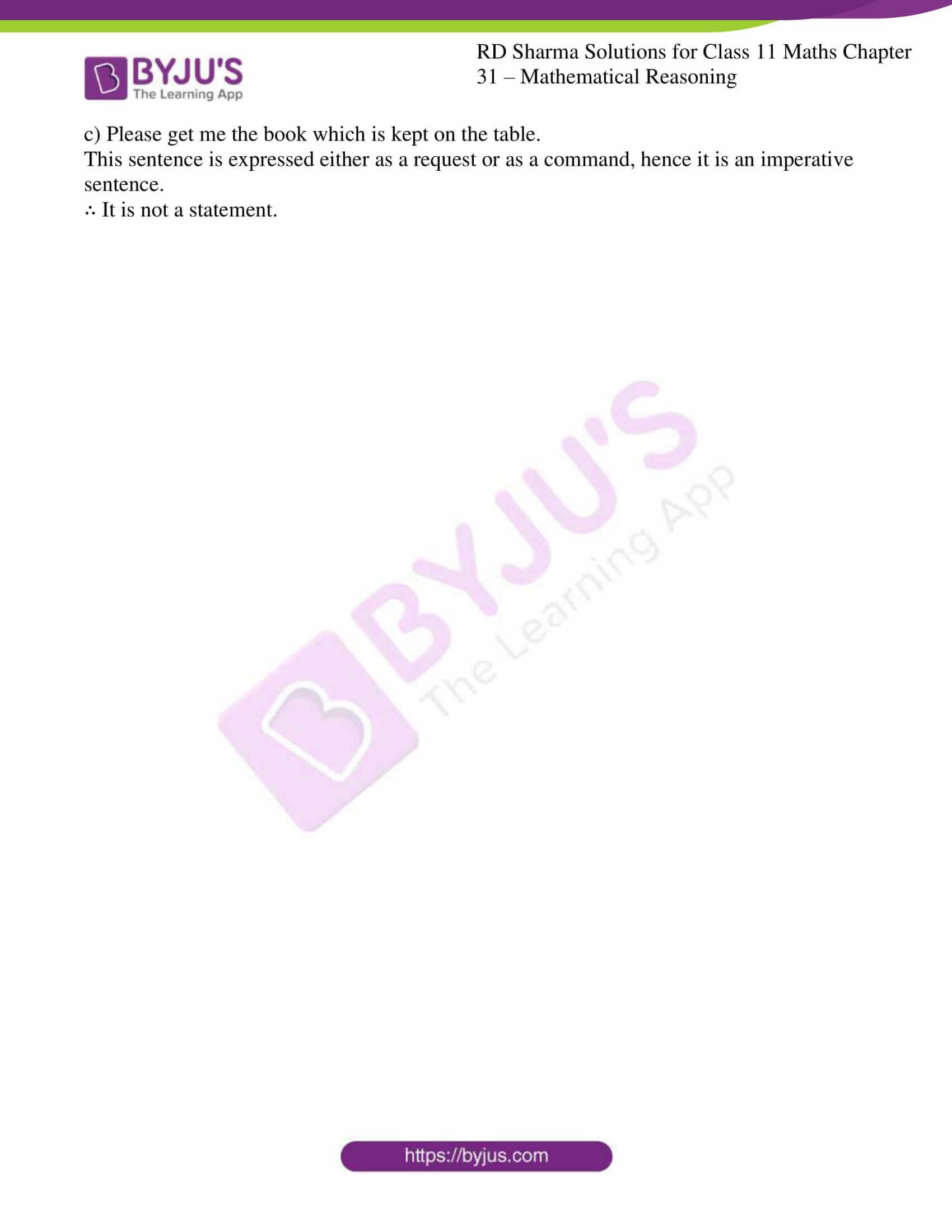rd sharma class 11 maths chapter 31 ex 1 3