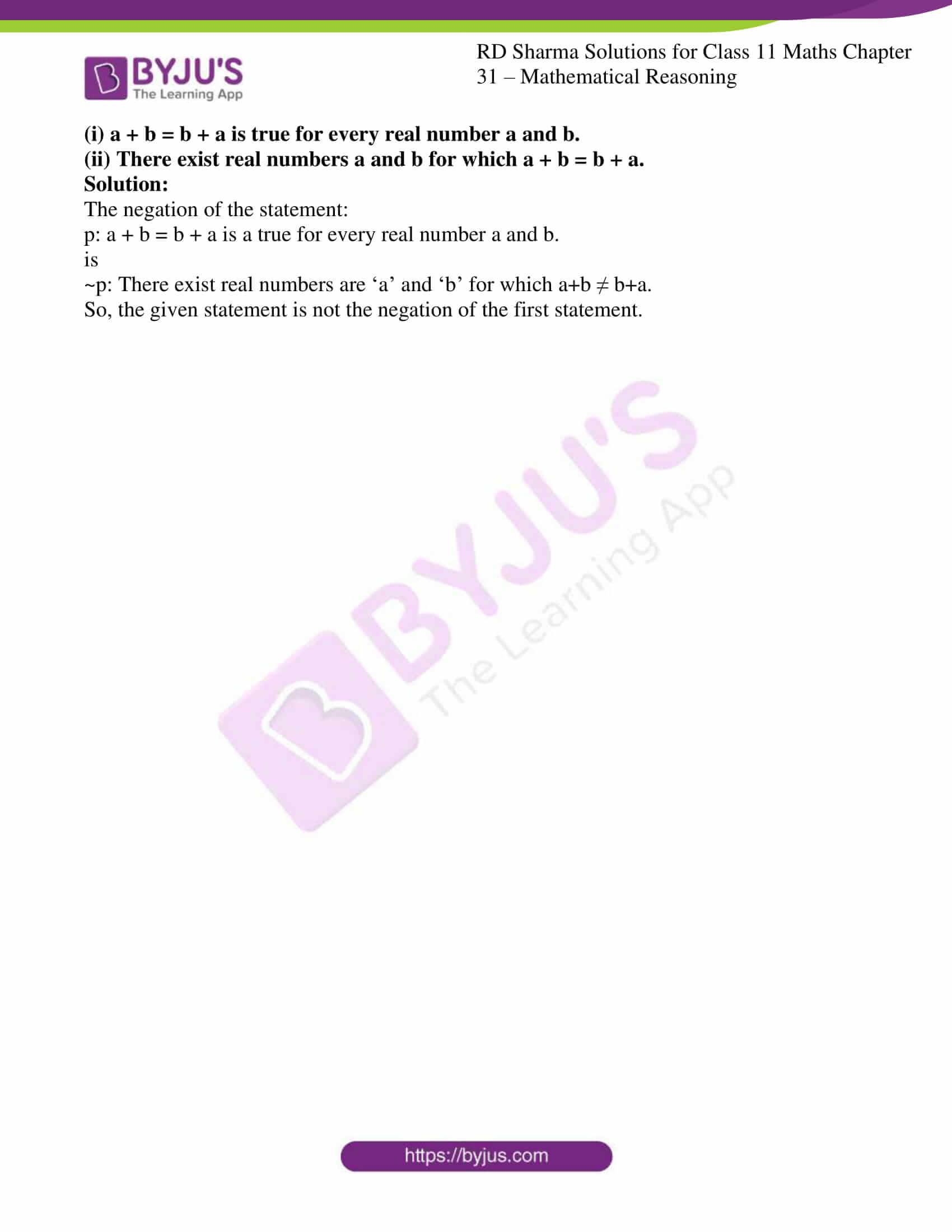 rd sharma class 11 maths chapter 31 ex 2 4