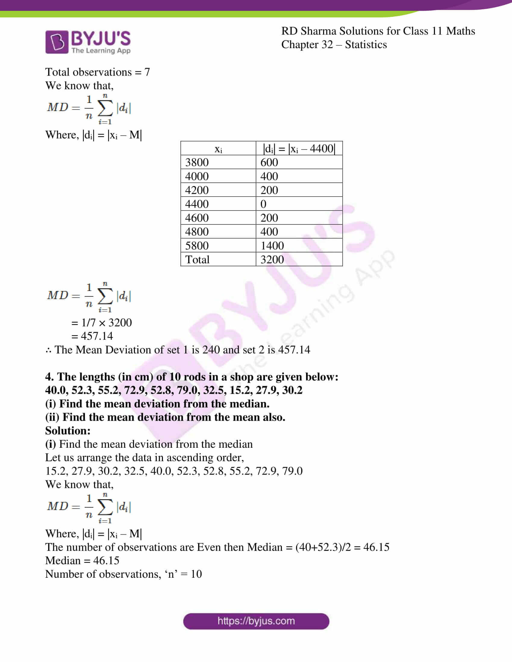 rd sharma class 11 maths chapter 32 ex 1 10