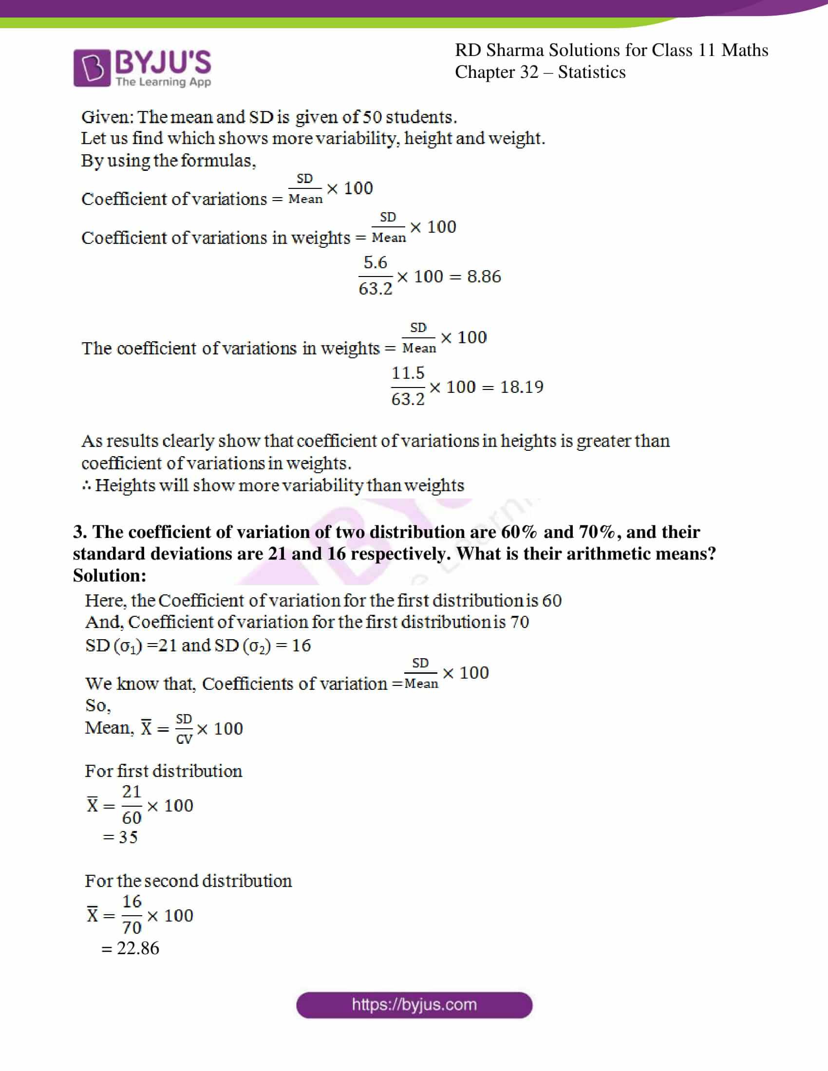 rd sharma class 11 maths chapter 32 ex 7 2