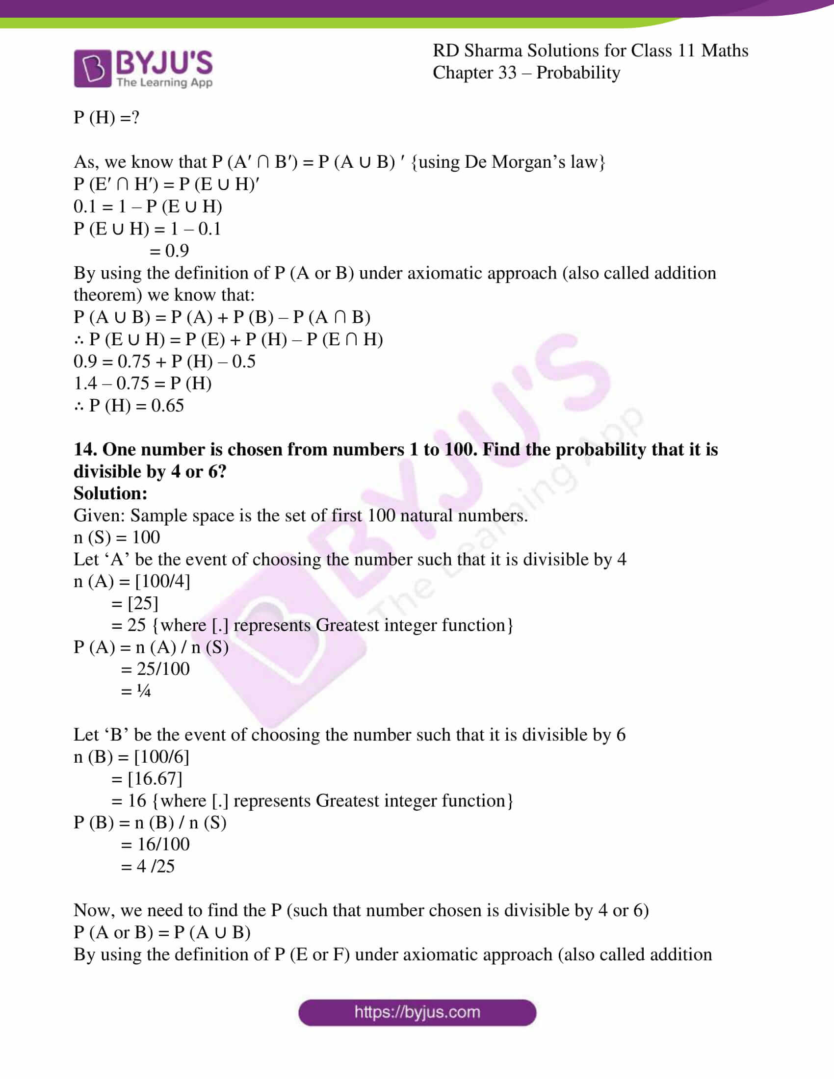 rd sharma class 11 maths chapter 33 ex 4 12