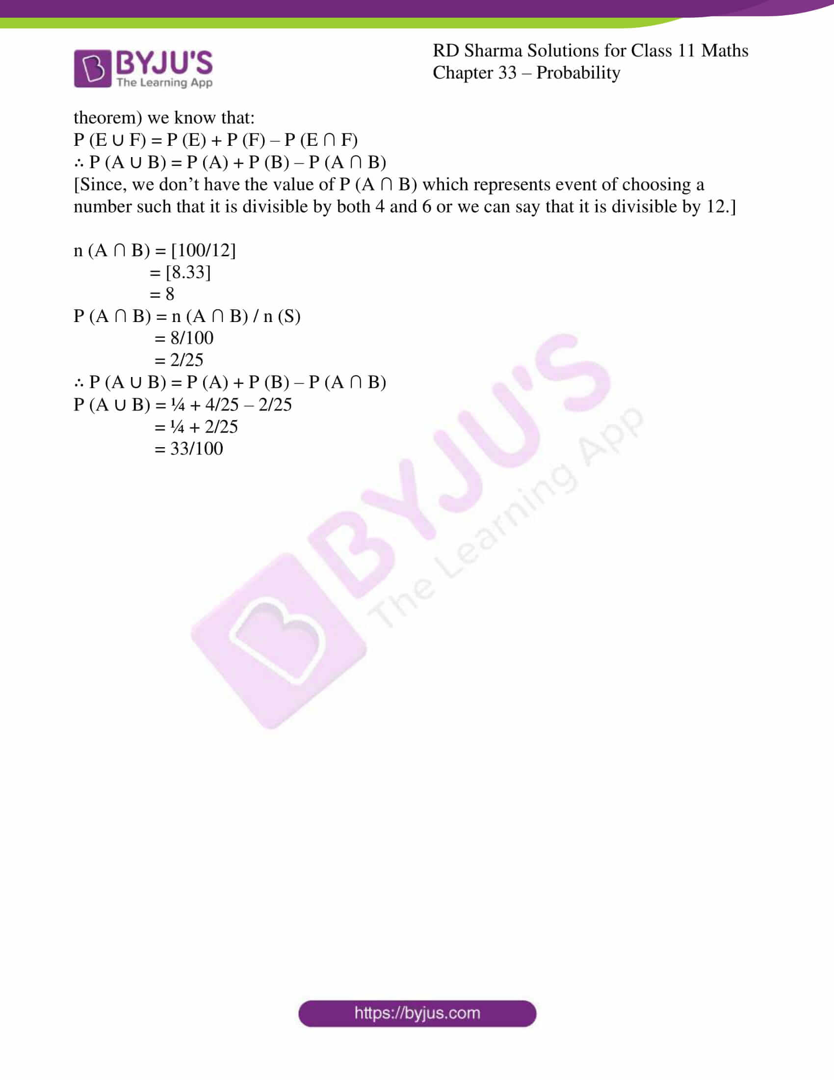 rd sharma class 11 maths chapter 33 ex 4 13