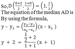 RD Sharma Solutions for Class 11 Maths Chapter 23 – The Straight Lines - image 21