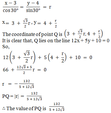 RD Sharma Solutions for Class 11 Maths Chapter 23 – The Straight Lines - image 31