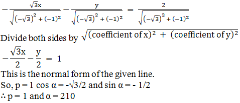 RD Sharma Solutions for Class 11 Maths Chapter 23 – The Straight Lines - image 38