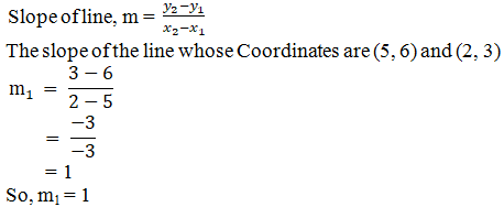 RD Sharma Solutions for Class 11 Maths Chapter 23 – The Straight Lines - image 4