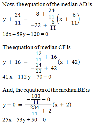 RD Sharma Solutions for Class 11 Maths Chapter 23 – The Straight Lines - image 57