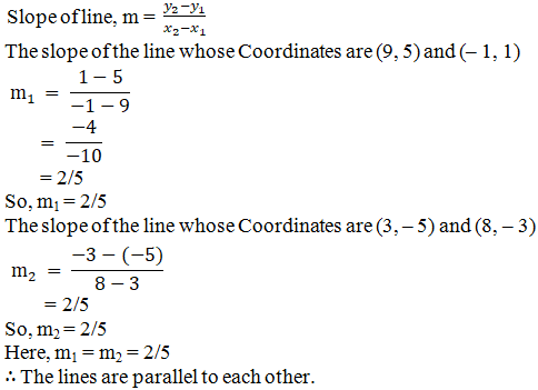 RD Sharma Solutions for Class 11 Maths Chapter 23 – The Straight Lines - image 6