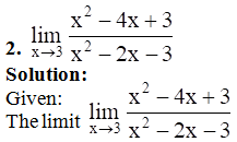 RD Sharma Solutions for Class 11 Maths Chapter 29 – Limits - image 19