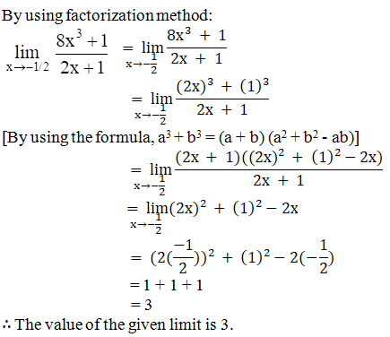 RD Sharma Solutions for Class 11 Maths Chapter 29 – Limits - image 26