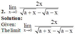 RD Sharma Solutions for Class 11 Maths Chapter 29 – Limits - image 28