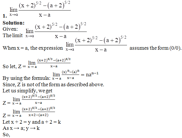 RD Sharma Solutions for Class 11 Maths Chapter 29 – Limits - image 35