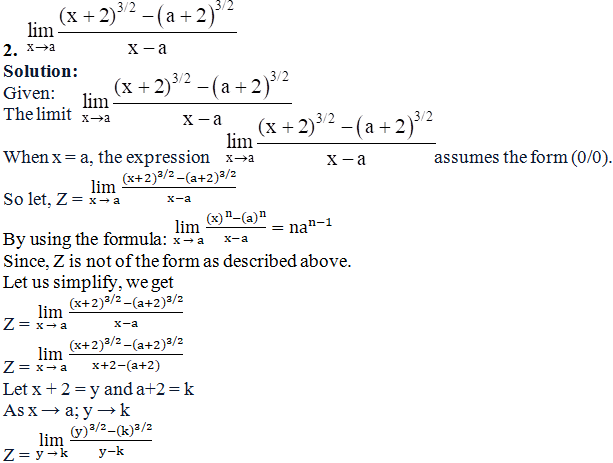 RD Sharma Solutions for Class 11 Maths Chapter 29 – Limits - image 37