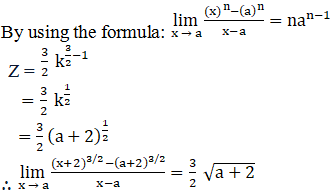 RD Sharma Solutions for Class 11 Maths Chapter 29 – Limits - image 38