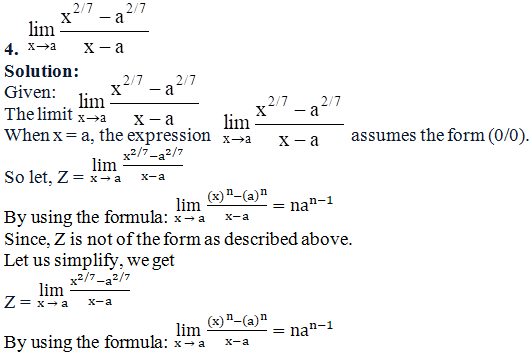 RD Sharma Solutions for Class 11 Maths Chapter 29 – Limits - image 41