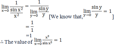 RD Sharma Solutions for Class 11 Maths Chapter 29 – Limits - image 58