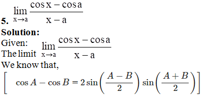 RD Sharma Solutions for Class 11 Maths Chapter 29 – Limits - image 68