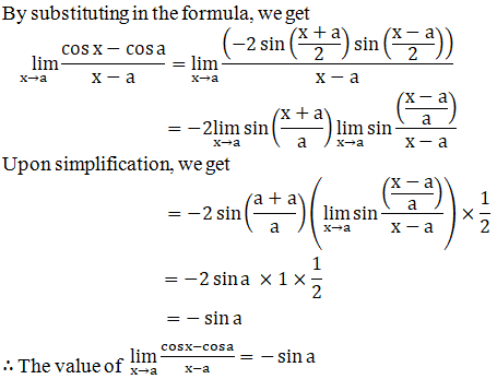RD Sharma Solutions for Class 11 Maths Chapter 29 – Limits - image 69