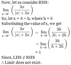 RD Sharma Solutions for Class 11 Maths Chapter 29 – Limits - image 8