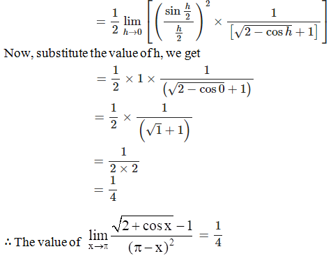 RD Sharma Solutions for Class 11 Maths Chapter 29 – Limits - image 80