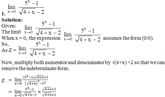 RD Sharma Solutions for Class 11 Maths Chapter 29 – Limits - image 81
