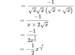 RD Sharma Solutions for Class 11 Maths Chapter 30 – Derivatives - image 16