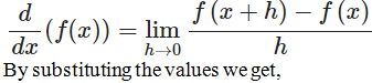 RD Sharma Solutions for Class 11 Maths Chapter 30 – Derivatives - image 19