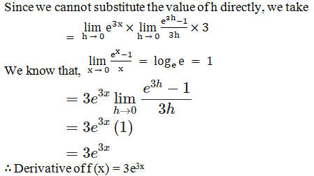 RD Sharma Solutions for Class 11 Maths Chapter 30 – Derivatives - image 26